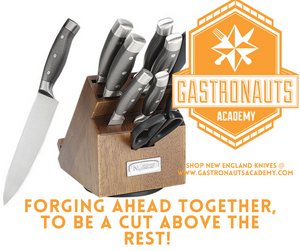 New England Cutlery Partners Gastronauts Academy