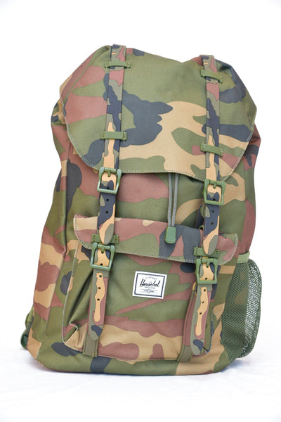 Herschel Little America Youth Woodland Camo