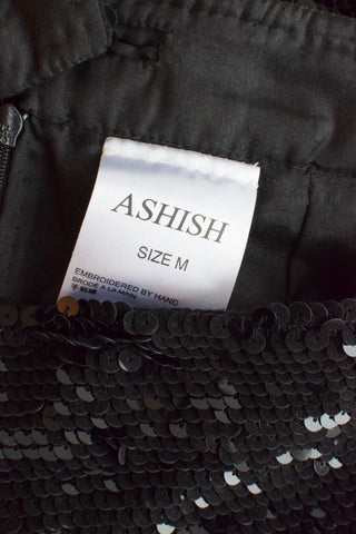 Ashish Sequined Skirt