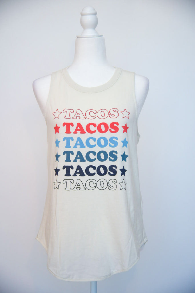 Chaser Taco Tank
