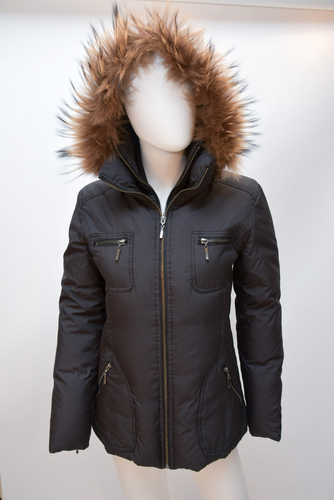 Double Zip Winter Coat