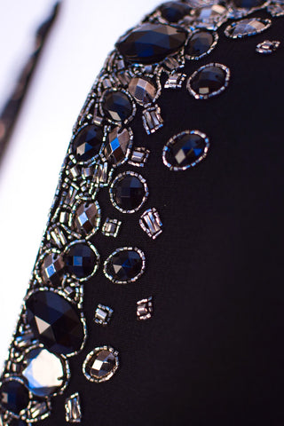 St. John Bejeweled Dinner Jacket