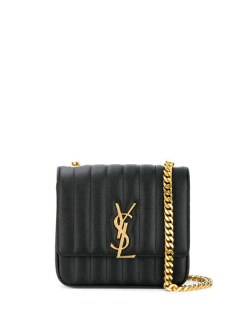 Yves Saint Laurent Medium Vicky Quilted Bag!!!