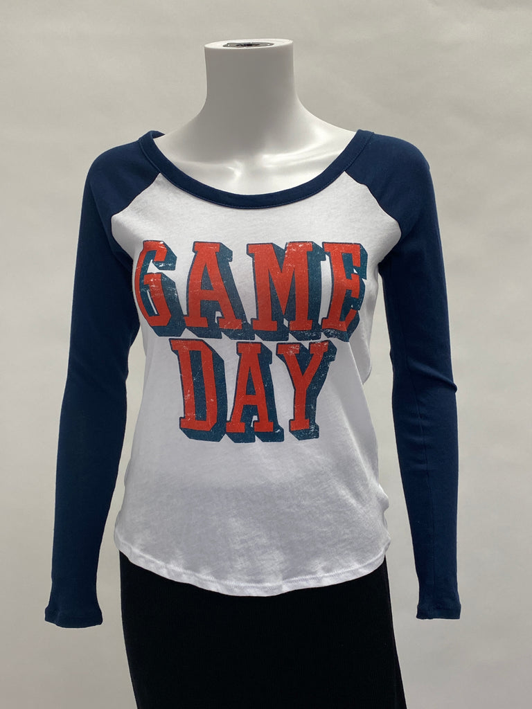 Chaser 'Game Day' Baseball T