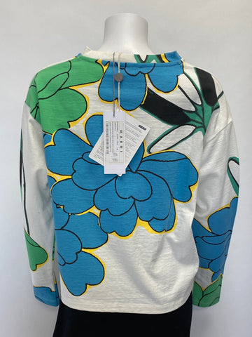 Marni Flower Print Shirt