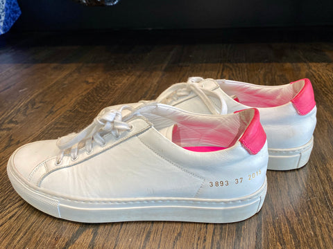 Woman By Common Projects Baskets Retro Low