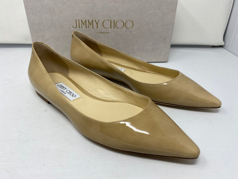 Jimmy Choo Patent Leather