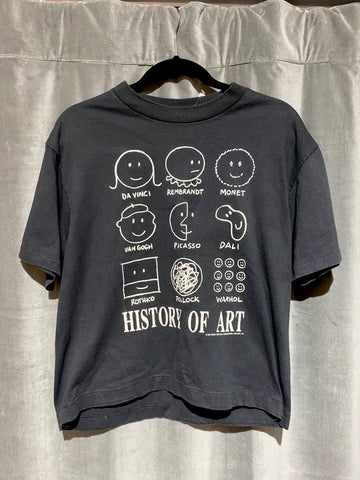 Vintage: History of Art T Shirt