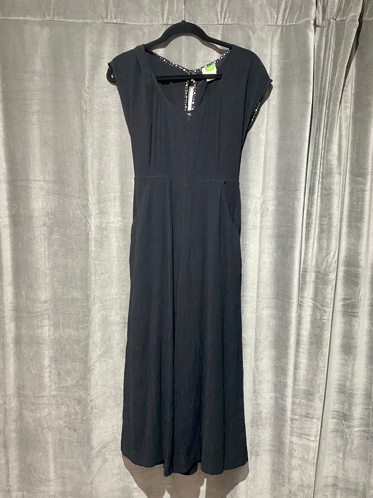 Anthropologie by Anthropologie Sleeveless Wide Leg Sleeveless Jumpsuit