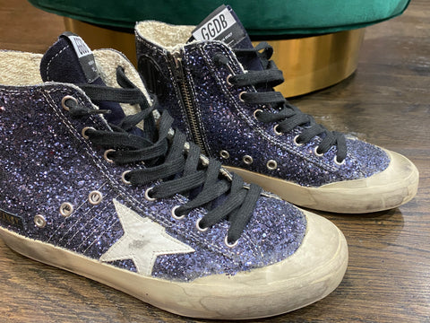 Golden Goose Fancy Glitter High Top