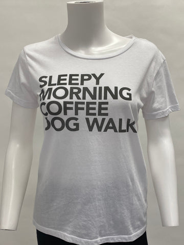 Chaser T Shirt 'Sleepy Morning'