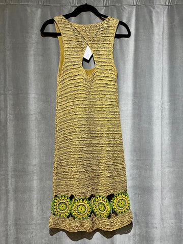 Anthropologie Knitted and Knotted Dress