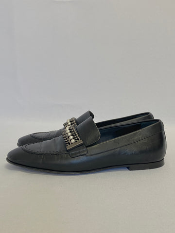 Chanel Loafer with Pearl Chain