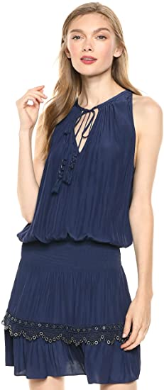 Ramy Brook NY Navy Kai Dress