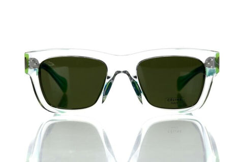 Celine Clear and Multi color Polarized Sunglasses