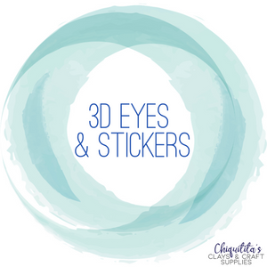 3D Eyes & Stickers