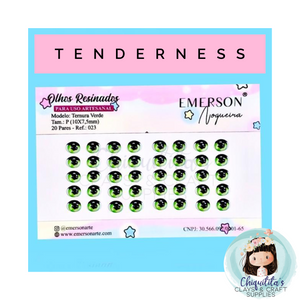 Emerson Noguiera® - Tenderness - Green (P20)