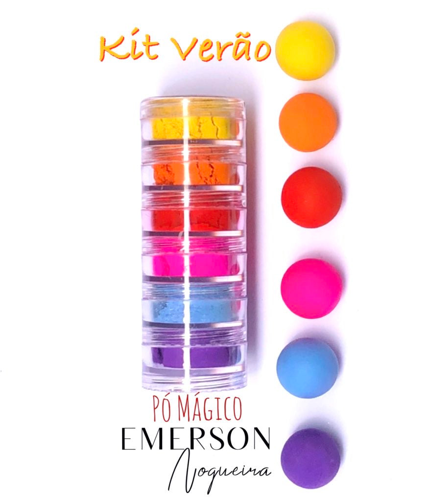 Emerson Noguiera® - The Summer Kit - Powder Pigment