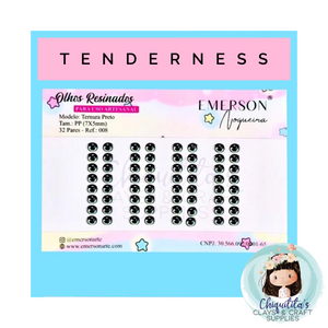 Emerson Noguiera® - Tenderness - Dark Brown (PP32)