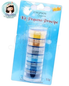 Emerson Noguiera® - Little Prince Kit - Powder Pigment