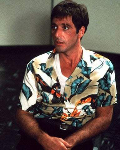 Tony Montana Hawaii Shirt