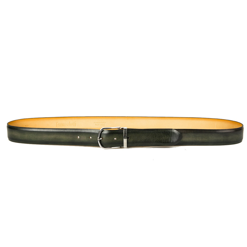 Franceschetti Dark Green Belt Belt