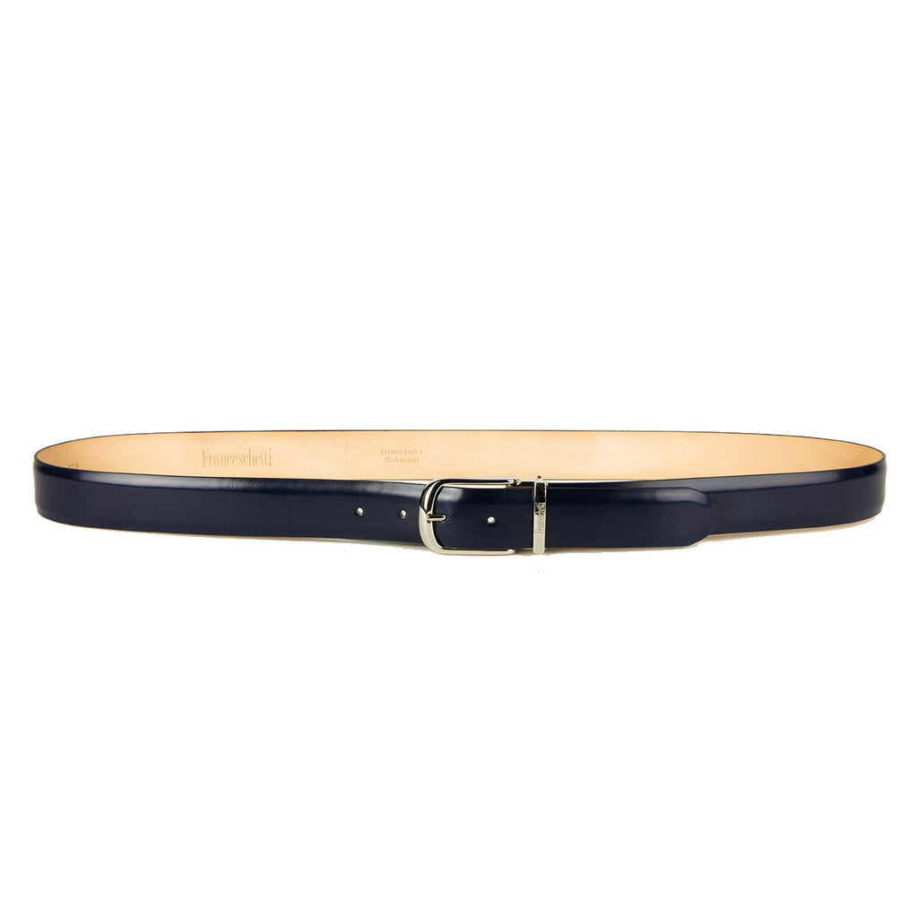Franceschetti Navy Color Belt