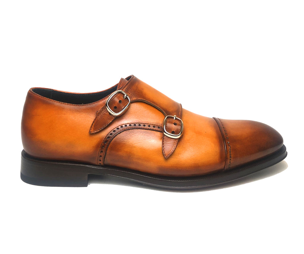 Franceschetti Taba Double Buckle Shoes