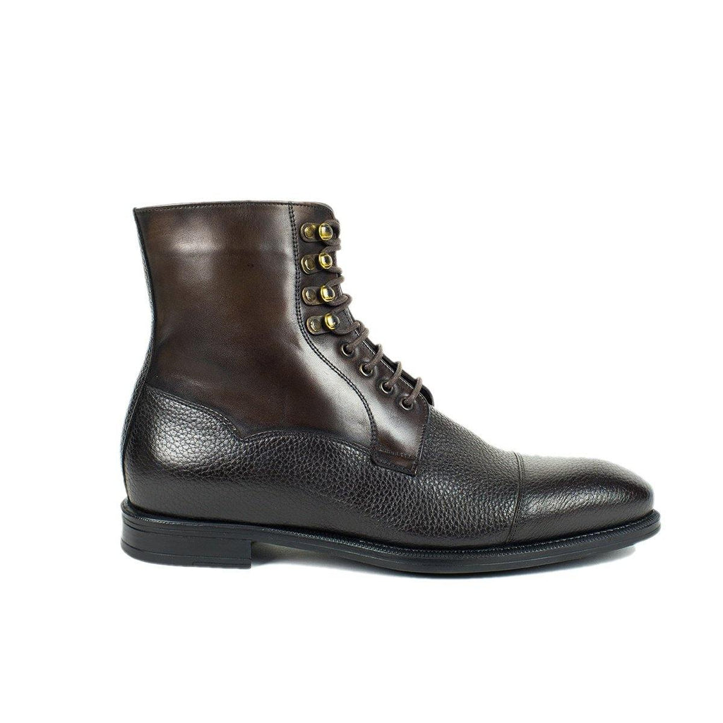 Militaire boot Baglioni koffie