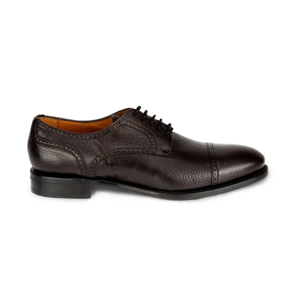 Berwick Bullet Black Men's Shoes