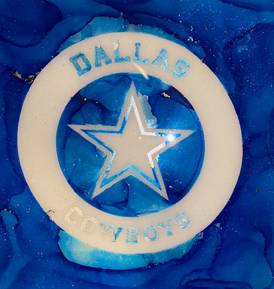 Dallas Cowboys Centerpiece
