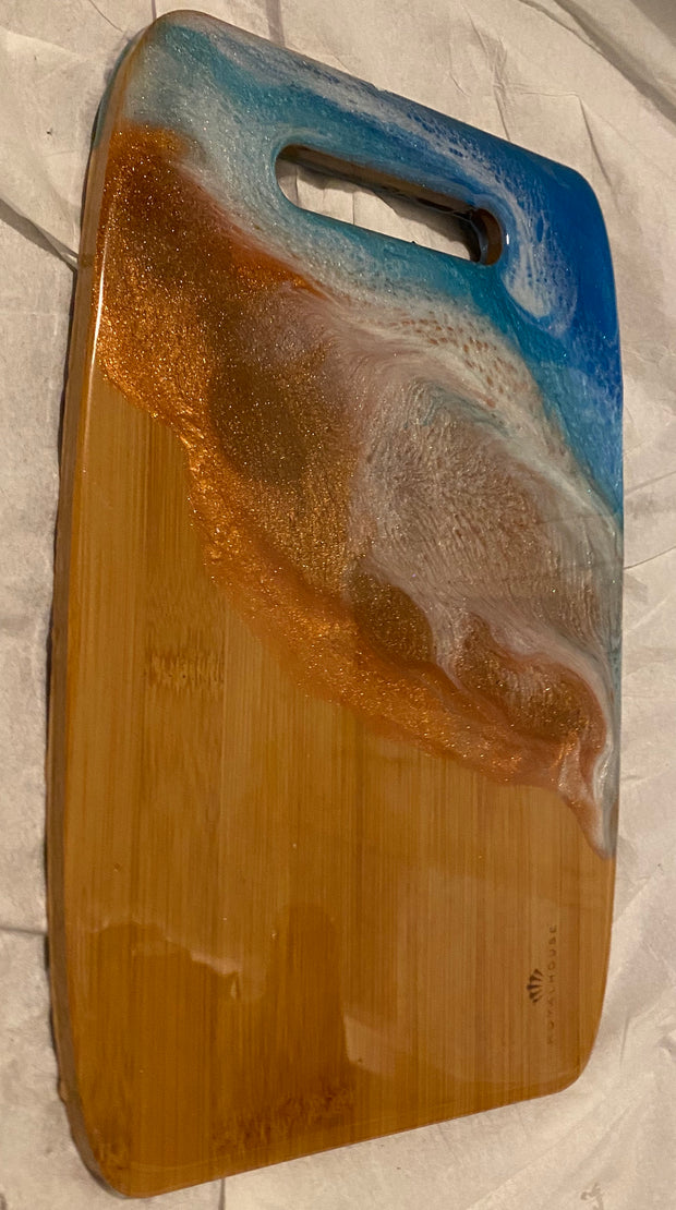 Beach Cutting Board