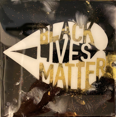 Black Lives Matter Lips