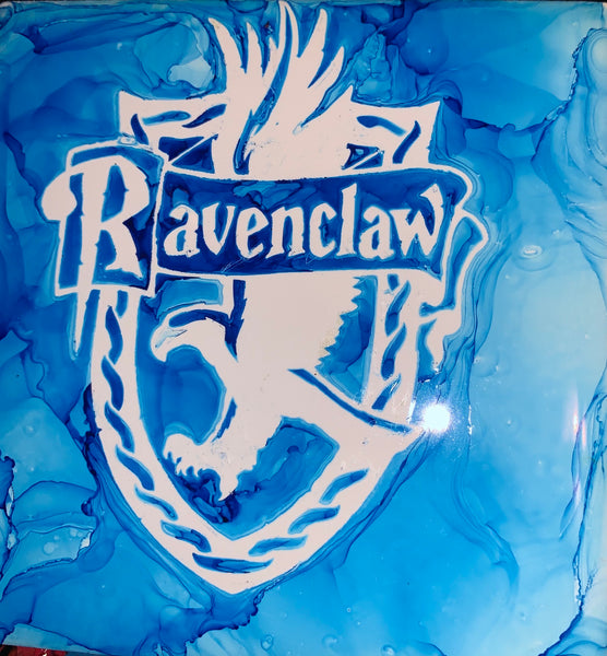 Ravenclaw House coasters