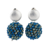 Aretes Isabelle Azul