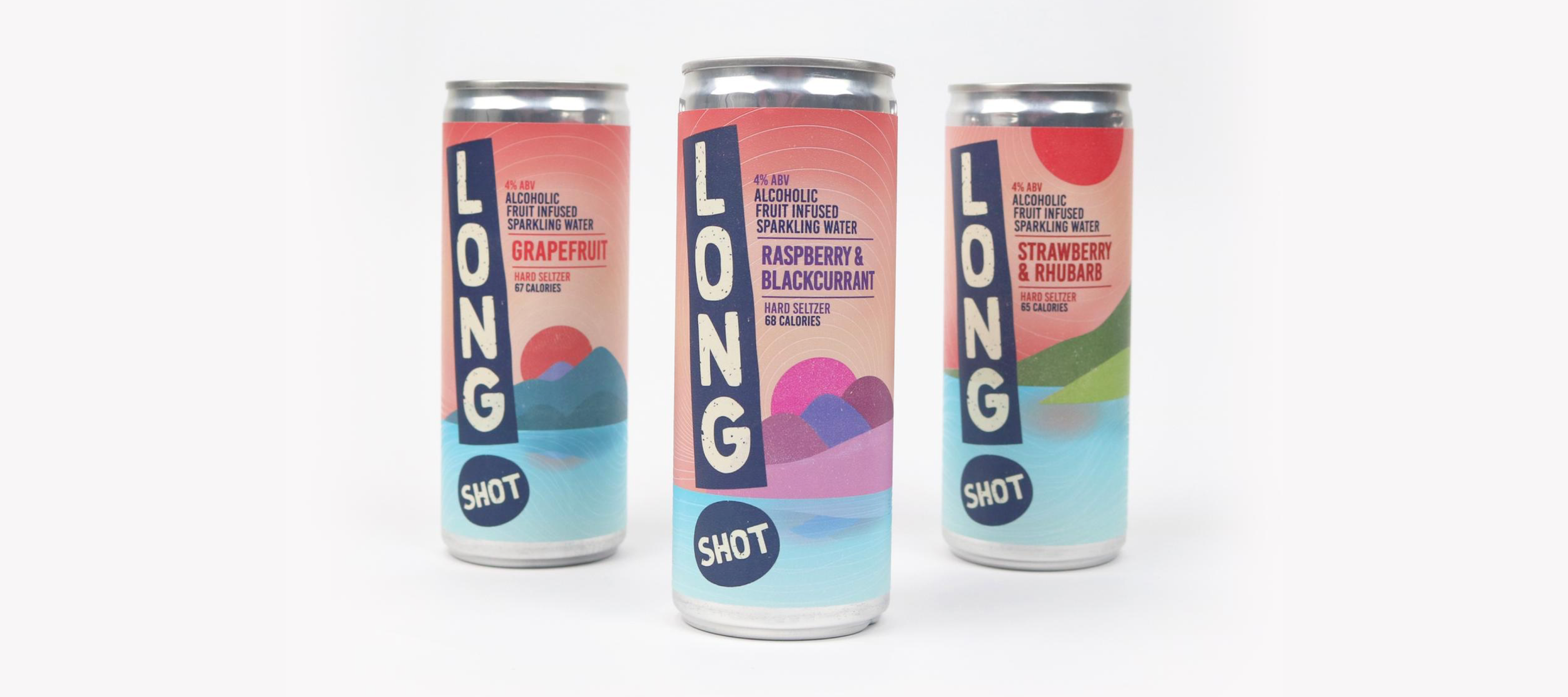 Long Shot Drinks Hard Seltzer Mixed Case