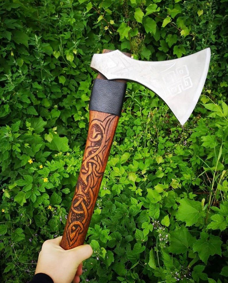 making an axe
