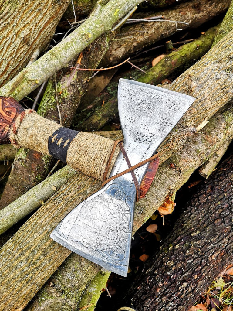 Viking battle axe for sale