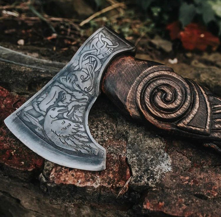 Viking axe for sale