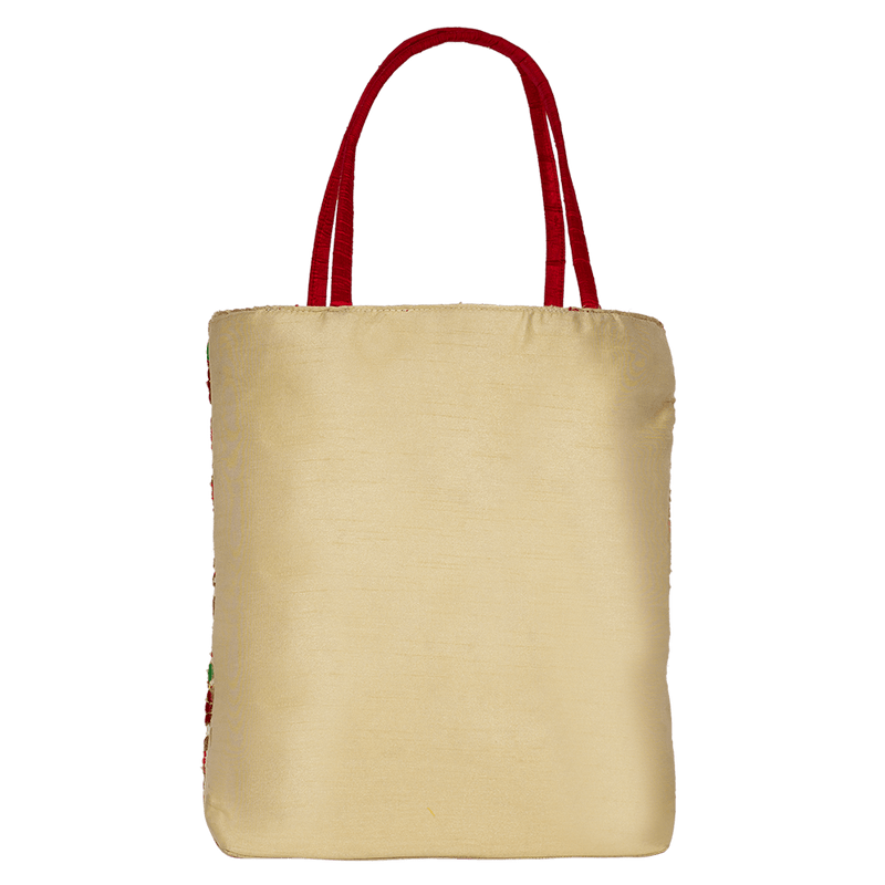 Rajasthani Floral Tote Bags for Women