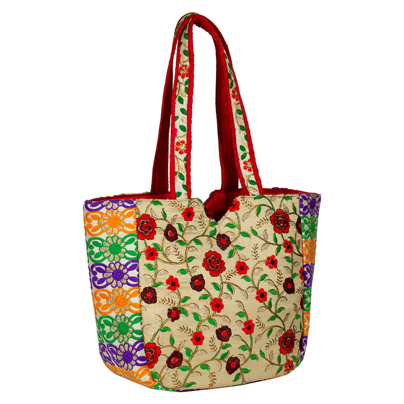 Jaipuri Embroidered Banjara Bag for Women