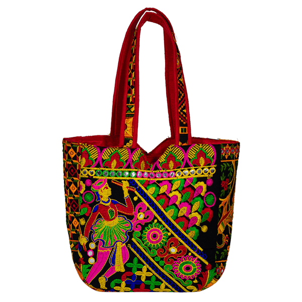 Indian Ethnic Tote Bag for Women