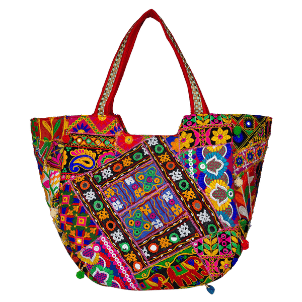 Rajasthani Bohemian handbag for women
