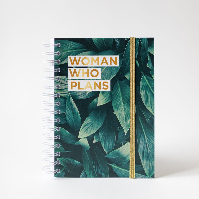 Woman Who Plans - Green