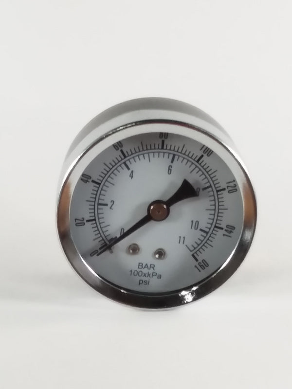 "0-160PSI/BAR-KPA CBM 2"" Dry Gauge"