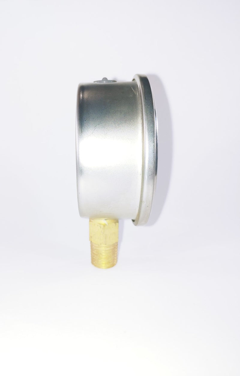 "0-200PSI/BAR-KPA LM 2-1/2"" Liquid Filled Gauge"