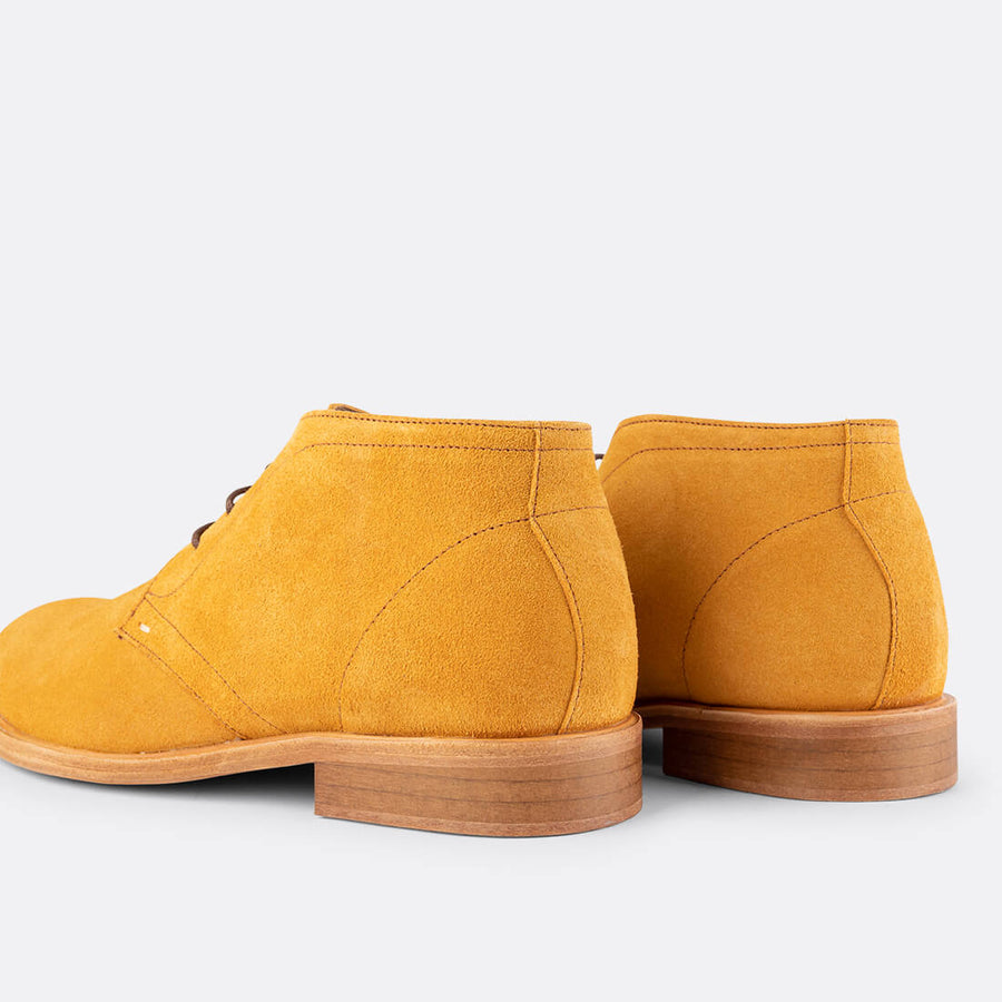 Lusquinos | Men's sustainable chukka boot