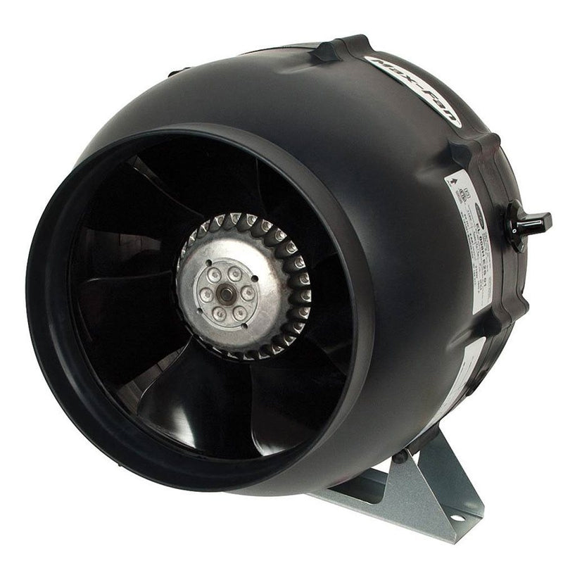 MAX-FAN  VENTILATEUR INTERNE 3 VITESSES   940 CFM 120V 8'