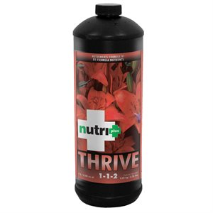 NUTRI +  THRIVE