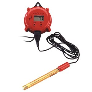 HANNA  HI 981401N   GRO'CHEK MONITEUR PH ROUGE